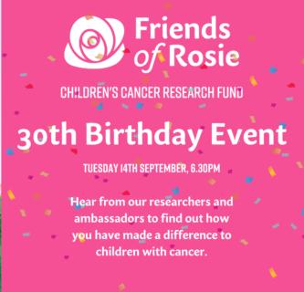 30th birthday event