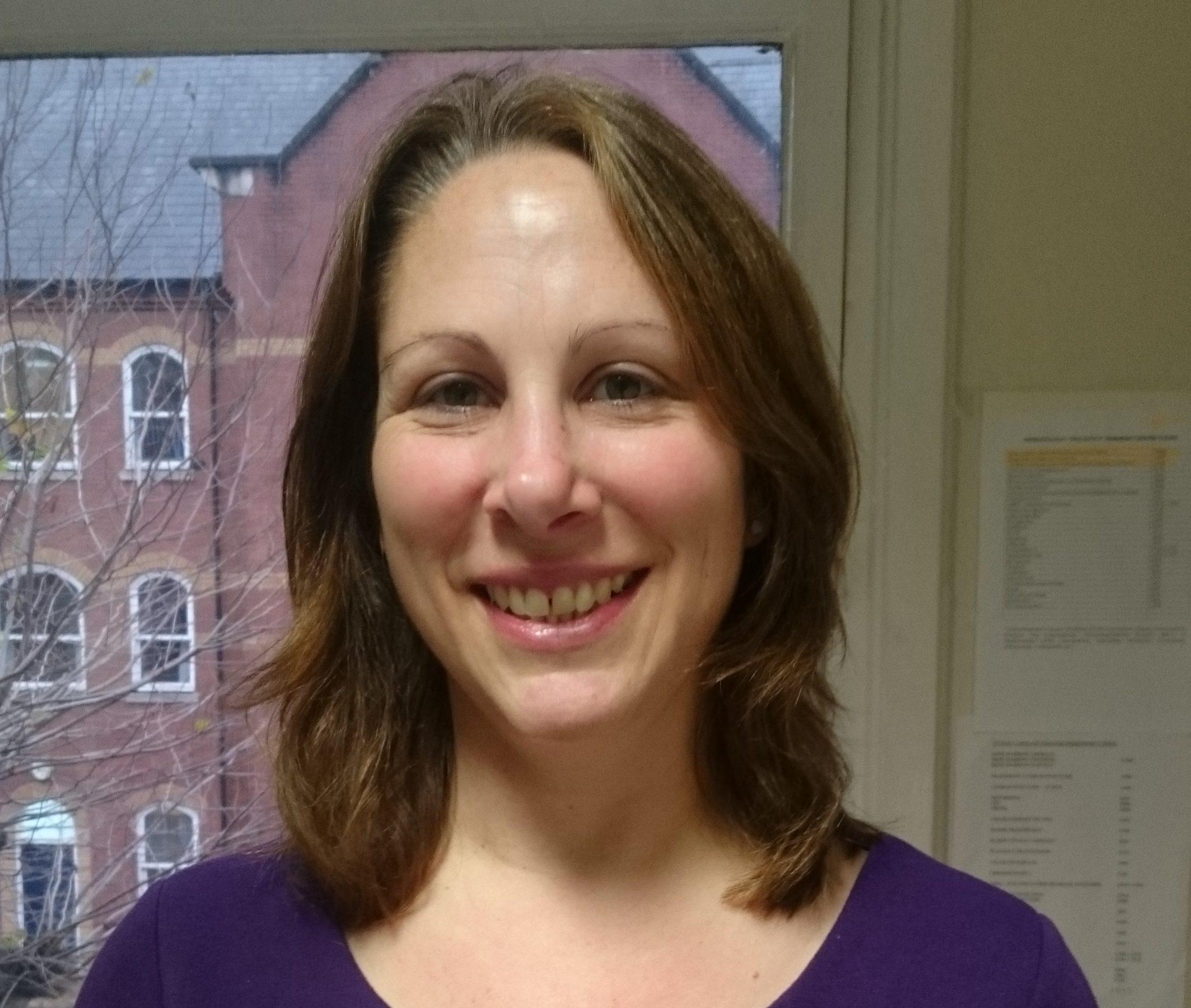Dr Jenny Adamski