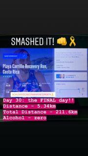 Run everyday challenge