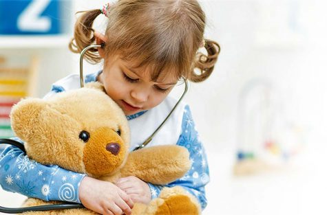Treating children with cancer