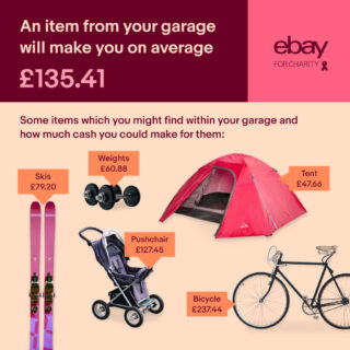 eBay's Big Charity Sell